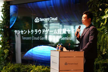 都内で開催した「Game Industry Seminar」の様子