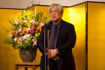 第37回川喜多賞を受賞した市山尚三氏 - (撮影:中山治美)