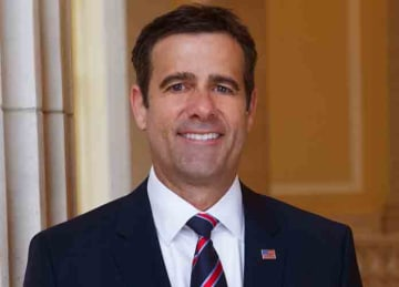 Official portrait of Texas Rep. John Ratcliffe