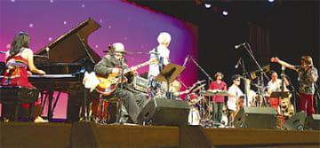 8月4日「真夏のジャズ2019」葉山町福祉文化会館で