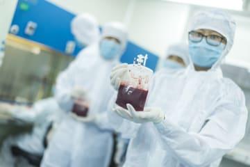 天津市さい帯血造血幹細胞バンク、臨床利用1800例超える