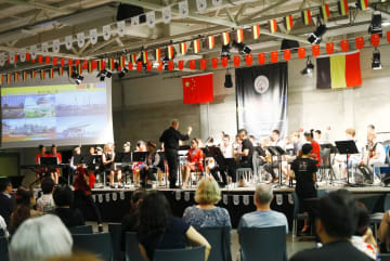 欧州・中国青少年音楽フェスティバルがベルギーで開催
