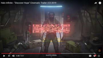 『Halo Infinite』のE3 2019トレイラーにQRコードが隠されていた!―謎の音声ファイルにリンク