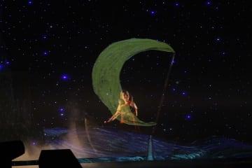 仏マジックショー「美術館の不思議な夜・星空」が初上陸 天津