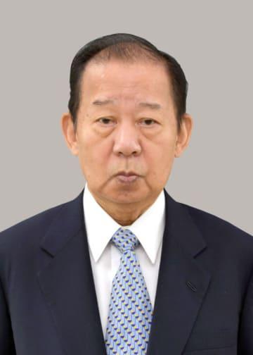 自民党の二階俊博幹事長