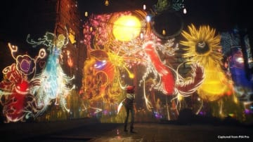 PS4アクションADV『Concrete Genie(アッシュと魔法の筆)』海外版の発売日が発表!アクションとペイント場面の告知トレイラー公開