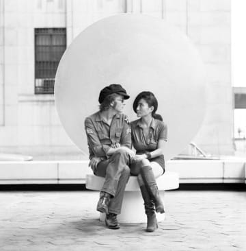 Iain Macmillan © Yoko Ono Lennon