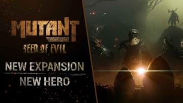 タクティカルなケモノADV『Mutant Year Zero: Road to Eden』DLC「Seed of Evil」がSteamにて配信開始!