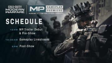 『CoD: MW』マルチプレイヤーフル公開の詳細スケジュール発表!公式Twitchチャンネルにて配信予定