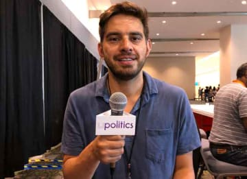 VIDEO EXCLUSIVE: Indivisible's Angel Padilla On Fighting Trump's Immigration Policies