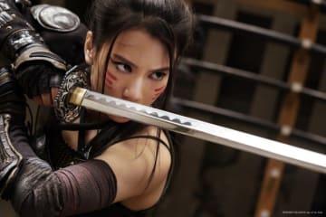 山本千尋が初主演! - (C)PROJECT BLACKFOX Age of the Ninja