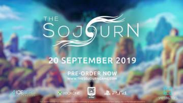 光と闇の1人称パズルADV『The Sojourn』PC/PS4/Xbox Oneで9月20日発売―世界観を描くトレイラーも発表