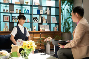 連続ドラマ「これは経費で落ちません!」第2話の一場面 (C)NHK
