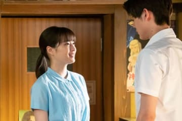 NHK連続テレビ小説「なつぞら」第108回の一場面(C)NHK