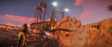 オープンワールドサバイバル『Rust』に巨大掘削機登場!4分におよぶ紹介映像も