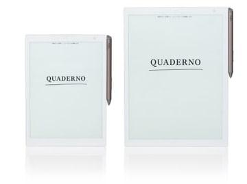 A5・A4の2サイズを展開する「QUADERNO」