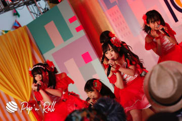 【TIFフォトレポート】Fragrant Drive、8/2 FUJI YOKO STAGE(12:40-)