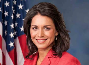 Rep. Tulsi Gabbard (D-Hawaii)