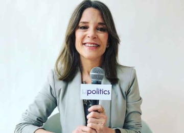 VIDEO EXCLUSIVE: Democratic 2020 Presidential Candidate Marianne Williamson: Why I Support Reparations For Descendants Of Slaves