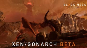 『Half-Life』リメイク『Black Mesa』Xen/Gonarch's Lairエリアがオープンベータに!