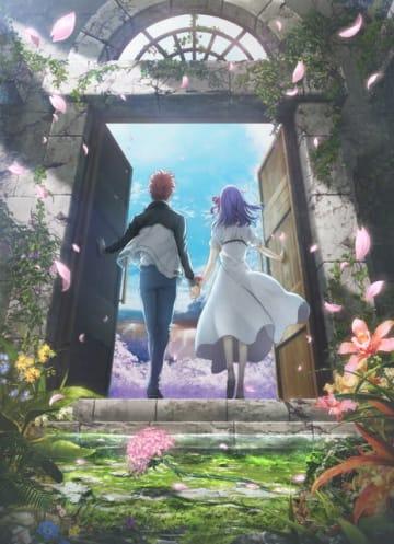 劇場版「「Fate/stay night [Heaven's Feel]」III.spring song」キービジュアル第1弾解禁!新規カット使用の特報映像も披露