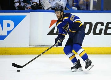 Capitals Get Kevin Shattenkirk from Blues in Trade