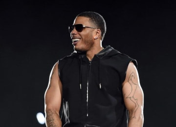 Rapper Nelly Claims Innocence After Being Arrested On Rape Charge