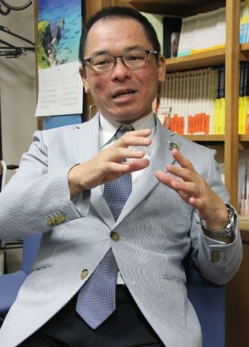 上村敏之教授
