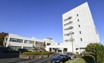 検査が行われている国立感染症研究所村山庁舎=東京都武蔵村山市