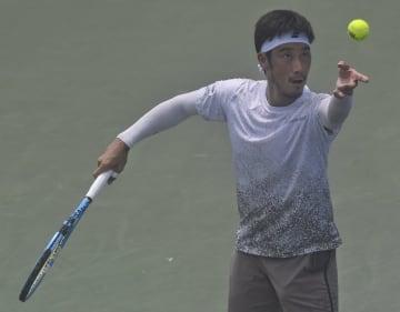 杉田祐一が決勝進出 テニス成都チャレンジャー国際