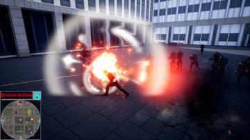 スーパーヒーロー体験ACT『UNDEFEATED』Steamで無料配信開始―学生3人で開発された作品