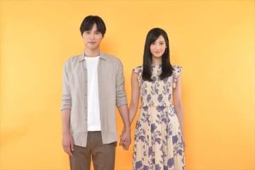 10月から放送される連続ドラマ「4分間のマリーゴールド」に出演する福士蒼汰さん(左)と菜々緒さん(C)TBS