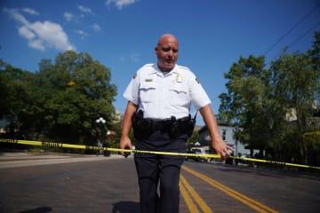 米オハイオ州で銃乱射 10人死亡、26人負傷