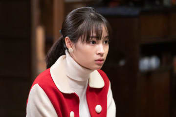 NHK連続テレビ小説「なつぞら」第110回の一場面(C)NHK