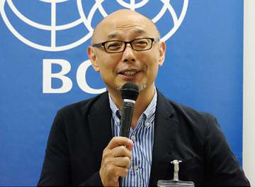 福岡情報ビジネスセンター代表取締役の武藤元美氏