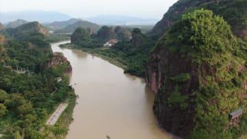 5Gが「智」の旅路を切り開く 江西省竜虎山