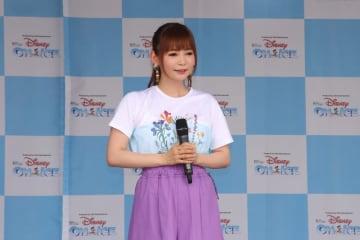 「ミュウツーの逆襲 EVOLUTION」では主題歌を担当する中川翔子さん(6月撮影)