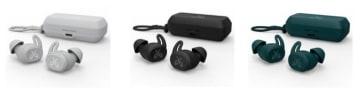 スポーツシーンに最適な耐久性と高音質