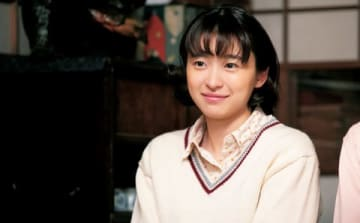 NHKの連続テレビ小説「なつぞら」で成長した明美を演じる鳴海唯さん (C)NHK