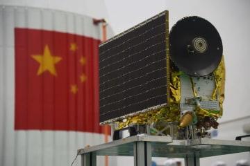 中国のマイクロ衛星「竜江2号」任務終え月に衝突