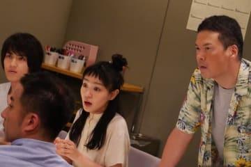 連続ドラマ「あなたの番です-反撃編-」第15話の一場面=日本テレビ提供