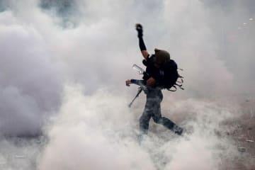 Photo: Isaac Lawrence/AFP.