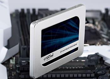 MX500 SSD 500GB