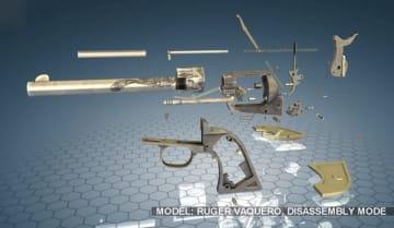 銃器分解・組立ゲーム『World of Guns』のVR版『World of Guns: VR』が早期アクセス開始!