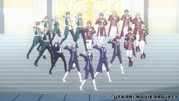 『劇場版 うたの☆プリンスさまっ♪ マジLOVEキングダム』より - (C) UTA☆PRI-MOVIE PROJECT
