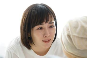 連続ドラマ「TWO WEEKS」で青柳すみれを演じる比嘉愛未さん =カンテレ提供