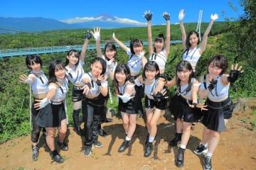 "BEYOOOOONDS、富士山にヒット祈願!ハロプロ""令和""初のメジャーデビュー"