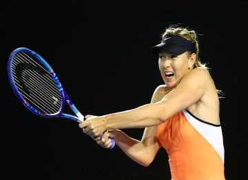 Maria Sharapova wins 3rd Round At Australian Open, Gets 600 Wins