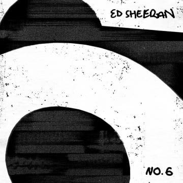 エド・シーラン『No.6 コラボレーションズ・プロジェクト』