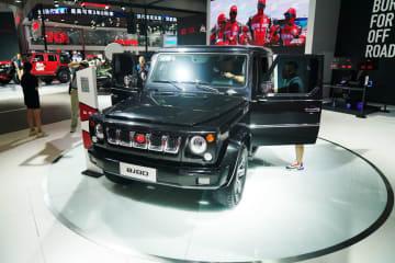 ハルビン国際モーターショーで注目される国産車 黒竜江省